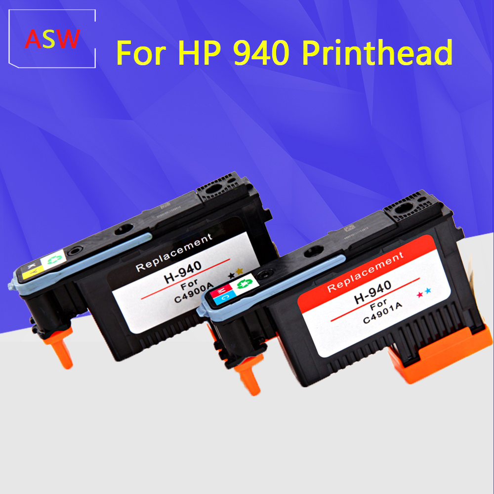 For HP 940 Printhead C4900A C4901A 940 Print Head For HP Officejet Pro 8000 8500 8500A A809a A809n A811a A909a A909n A909g A910a