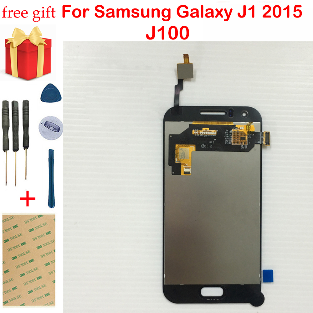 <font><b>LCD</b></font> Für <font><b>Samsung</b></font> Galaxy J1 2015 <font><b>J100</b></font> <font><b>LCD</b></font> Display Touch Screen Für <font><b>Samsung</b></font> <font><b>J100</b></font> <font><b>LCD</b></font> Display J100F J00FN J100H <font><b>LCD</b></font> Bildschirm image