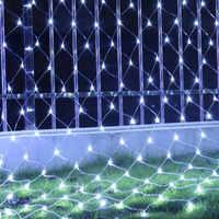 Zerouno led strip luz ue plug 220v tira conduzida ao ar livre à prova dwaterproof água multi cor gardern luzes para casa decoração do feriado interior luz