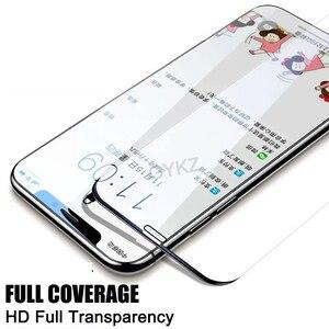 Image 5 - ללא מסגרת זכוכית מחוסמת עבור iPhone X XS Max XR 11 פרו מקסימום מסך מגן זכוכית מחוסמת עבור iPhone XS מקסימום 11PROMAX זכוכית סרט