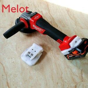 Mivoch Милуоки инструмент 18V литиевая Батарея инструмент использует AEG Ricic Батарея адаптер сиденье, Fedewei комплект