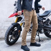 Moto pants Jeans Trousers Motocross Motorcycle Racing Pants Bike Pants & Kneepad Windproof Pockets with Zip Ladies motocross motorcycle motorcycle pants man uglybros guardiano in movimento di spin bike ubp09 jeans fashion