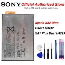 цена на Original Sony XA2 Ultra Battery for Sony Xperia XA2 Ultra G3421 G3412 XA1 Plus Dual H4213 3430mAh