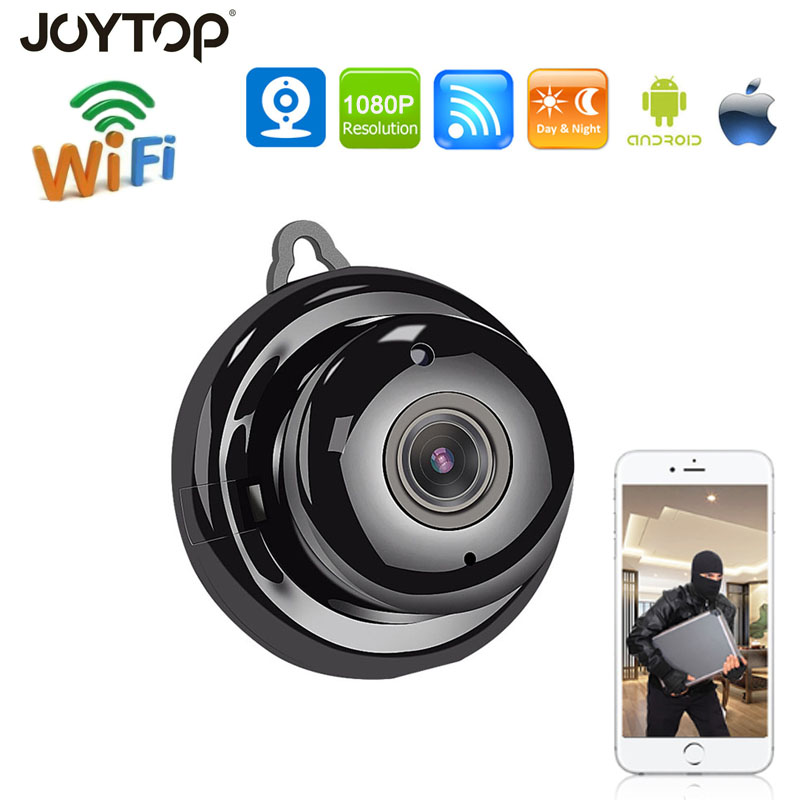 1080P Wireless Mini WiFi Camera Home Security Camera IP CCTV Surveillance Baby Monitor P2P Motion Detect IR Night Vision