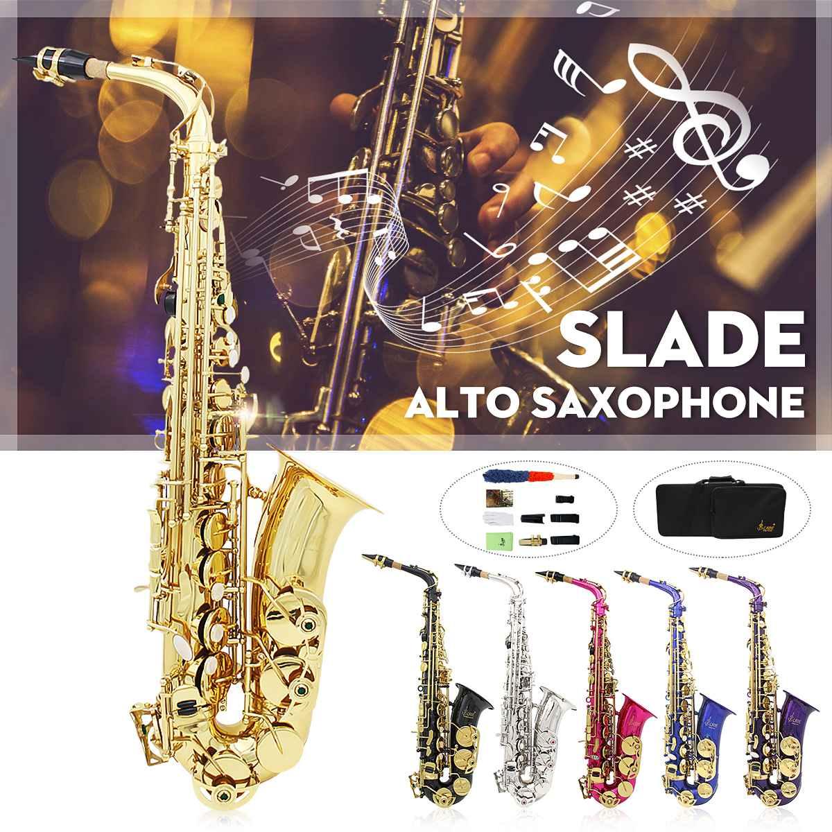 Instrumento de Orquestra Sax alto Aumento Trompete