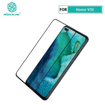 Honor View 30 Glass Nillkin XD CP+Pro Anti Glare Safety Protective Tempered Glass For Huawei Honor V30 Pro View 30 Film