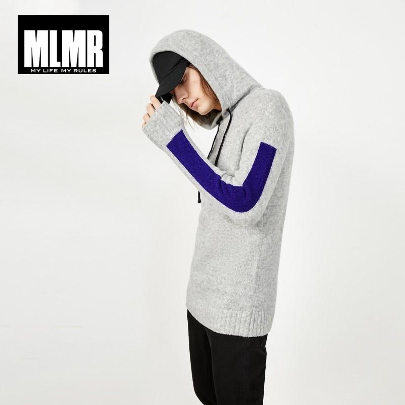 JackJones Men's Woolen Hooded Sweater Hoodie Pullover Top Menswear Style 218425524