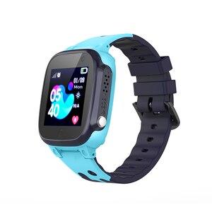 Image 2 - Kids Smart Watch Waterproof Smart bracelet Touch Screen SOS Phone Call Device Location Tracker Anti Lost Child SmartWatch Q16