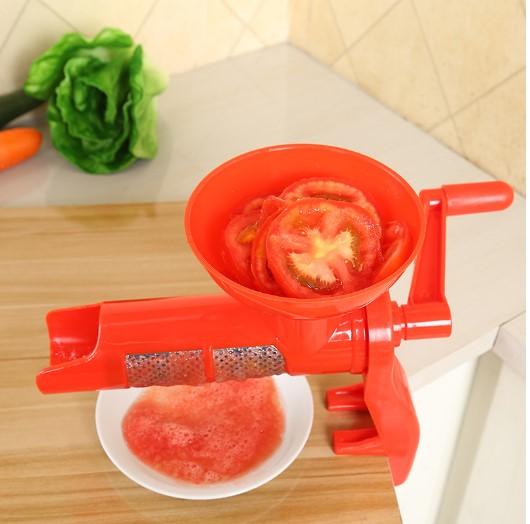 Handy Juicer Multi-Function Hand-Shake Safe Tomatosqueezer Kitchen Home Cooking Appliances DIY Tomato Juice Maker