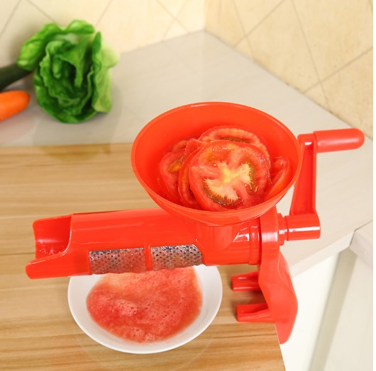 handy juicer Multi-function hand-shake safe tomatosqueezer kitchen home cooking appliances DIY Tomato juicing maker