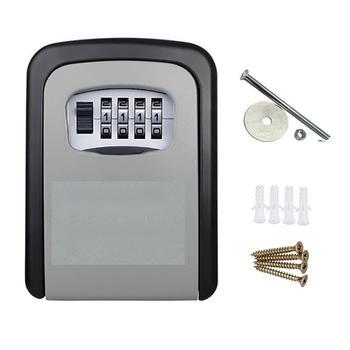 이상적인 키 스토리지 큰 저장 공간 혁신 B & b 암호 키 상자 저장소 벽 키 금고