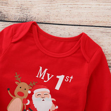 Infant Baby Romper Girls Boys Christmas Costume Clothes for Kids