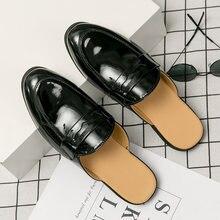Мужские сандалии; Коллекция 2020 года; Летние мужские тапочки;