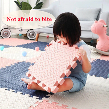 Floor Mat Non-slip EVA Children's Foam Carpet Mosaic Floor Puzzle Carpet Baby Play Mat Floor Developing Crawling Rugs Puzzle Mat children s soft eva puzzle mat baby play carpet puzzle animal letter cartoon eva foam play mat pad floor for kids games rugs sgs