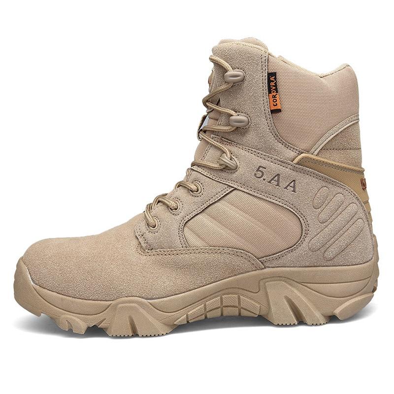 Outdoor Hiking Shoes Men's Desert High