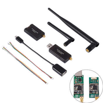 3DR 500MW Radio Telemetry 433Mhz 915Mhz Air and Ground Data Transmit Module for APM Pixhawk Flight Control FPV Compact Size - DISCOUNT ITEM  8% OFF All Category