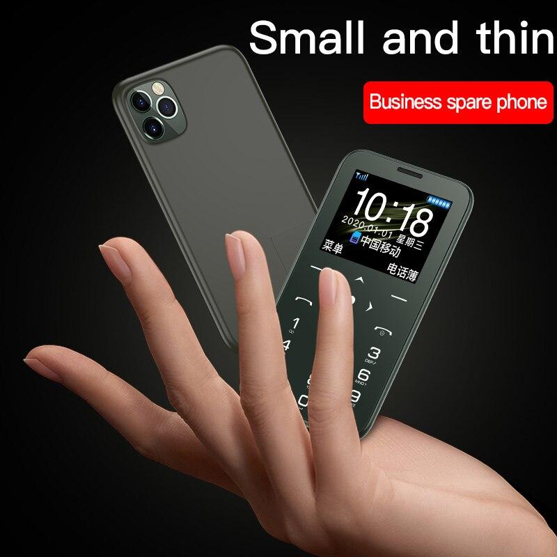 Wholesale Price 5pcs/lot Mini SOYES 7S+ Cellphone GSM 850/900/1800/1900 Chrildren Smallst Backup Pocket Portable Mobile Phones
