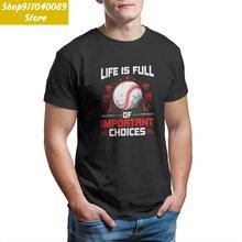 Футболка life is полной важного выбора футболка для любителей
