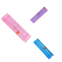 Paper Cutter 12inch A4 Paper Trimmer with Automatic Security Safeguard for Scrapbooking Home Office and Picture