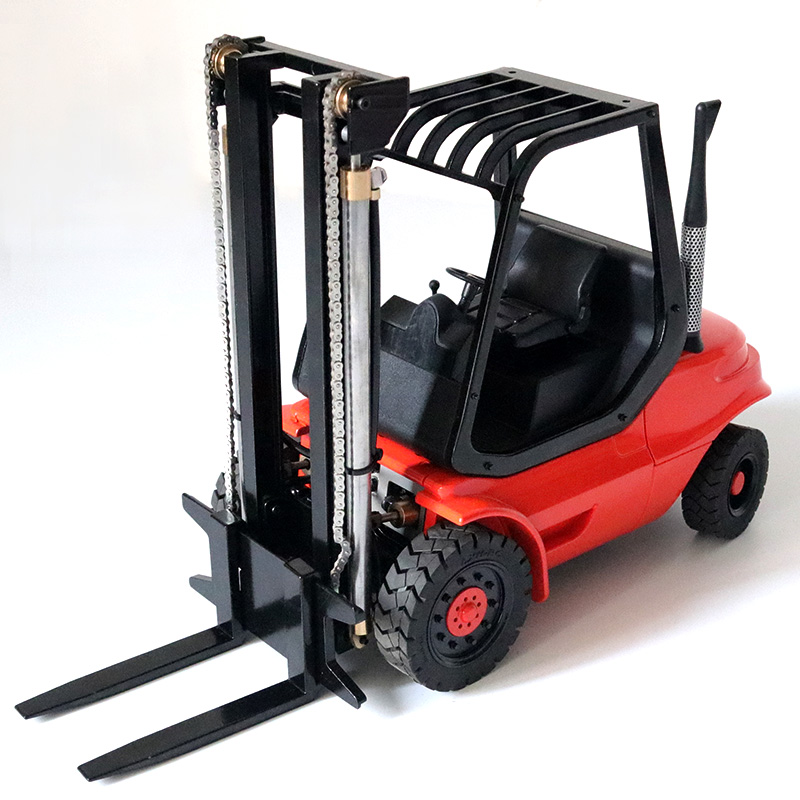1/14 RC Hydraulic Forklift Set With Remote 12