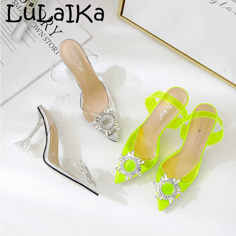 Bevorzugt Fashion PVC Basic Banquet Party Shoes Sommer 2019