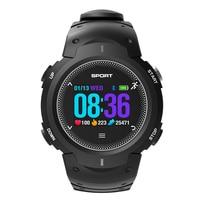 F13 Pedometer Fabala Bluetooth Colorful Touch Screen Practical Heart Rate Sleep Monitor Multifunctional Alarm IP68 Waterproof