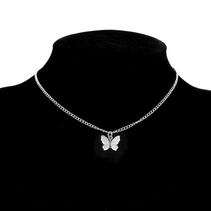 Butterfly Silver 1