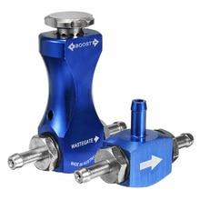 Алюминиевый бензиновый ручной автомобильный модифицированный турбо-регулятор давления, регулируемые запасные части, автоматический датчик