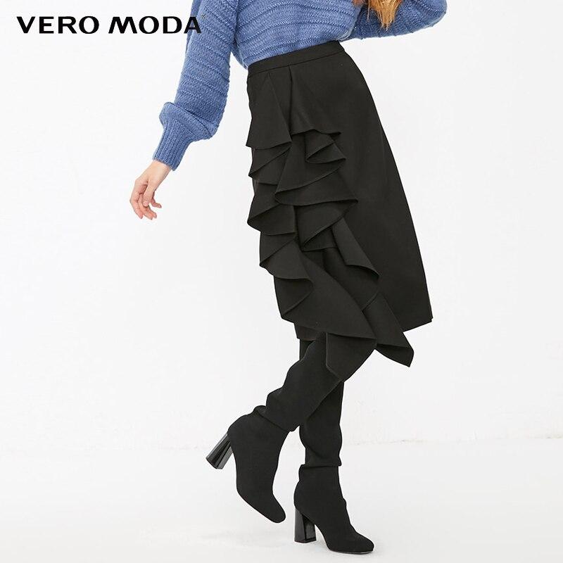 Vero Moda Women Falbala Climbing-inspired Cut Skirts | 319116519