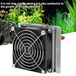 Image 3 - 50W DIY Thermoelectric Cooler קירור מערכת קירור מוליכים למחצה מערכת ערכת צלעות קירור למעבד עבור 15L מים