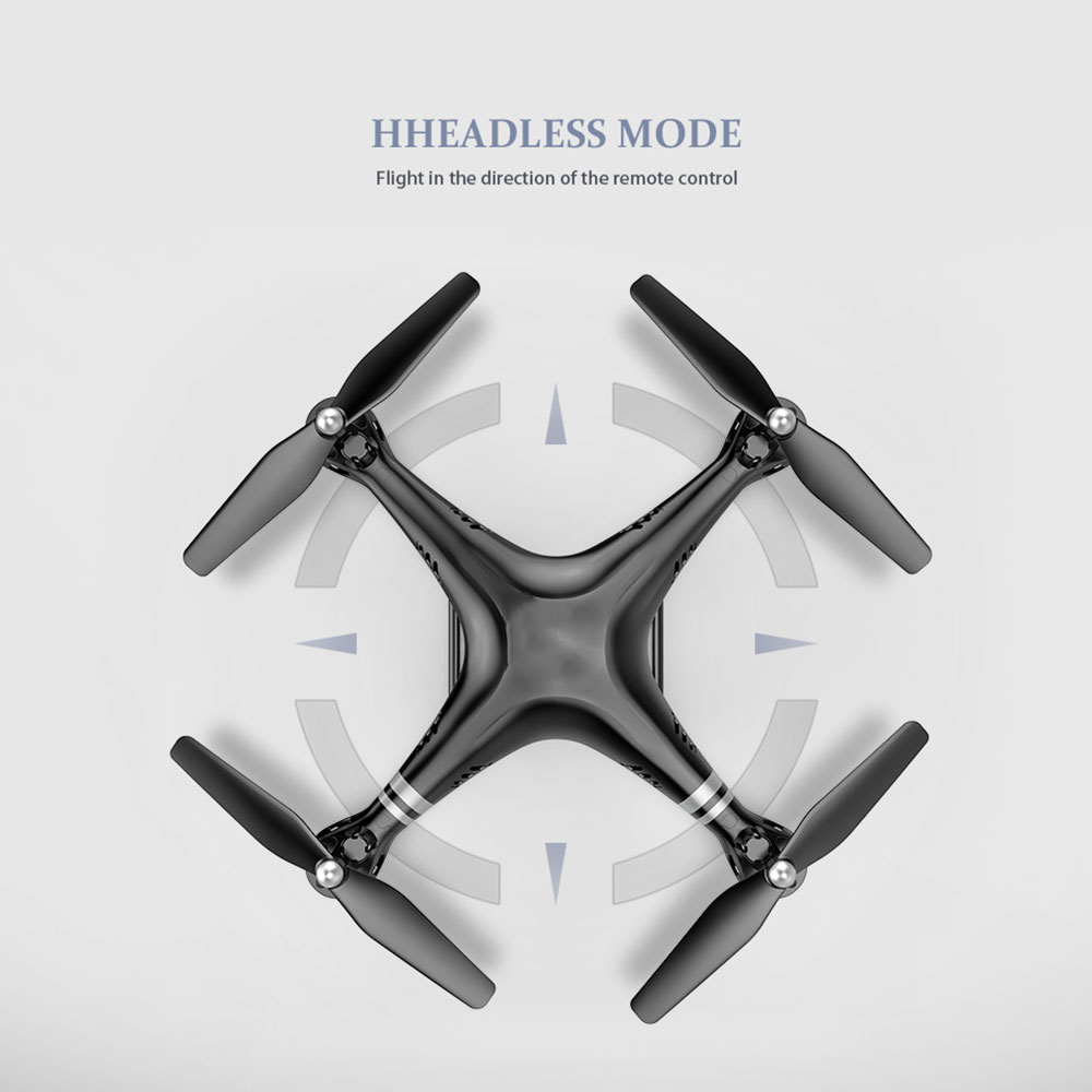 X8 Drones 720P 480P Quadrocopter with Camera adjustable view dron selfie Altitude Hold Headless Mode professional helicopter
