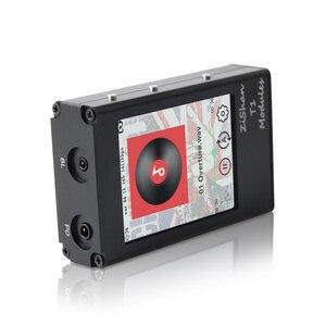 Image 2 - Zishan T1 4497 AK4497EQ DAC DAP Touch Screen Professional Lossless Music Player MP3 HIFI Portable DSD with 2.5mm Balanced AK4497