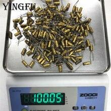 Condensador de Audio mixto NICHICON FW/FG/KW/Condensador de Audio HiFi DIY, 100 gramos por lote