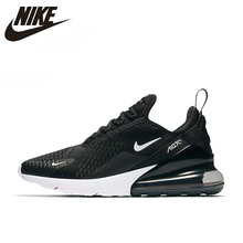 Nike AIR MAX 270 Women's Running Shoes Black Non-slip Wear-resisting Lightweight