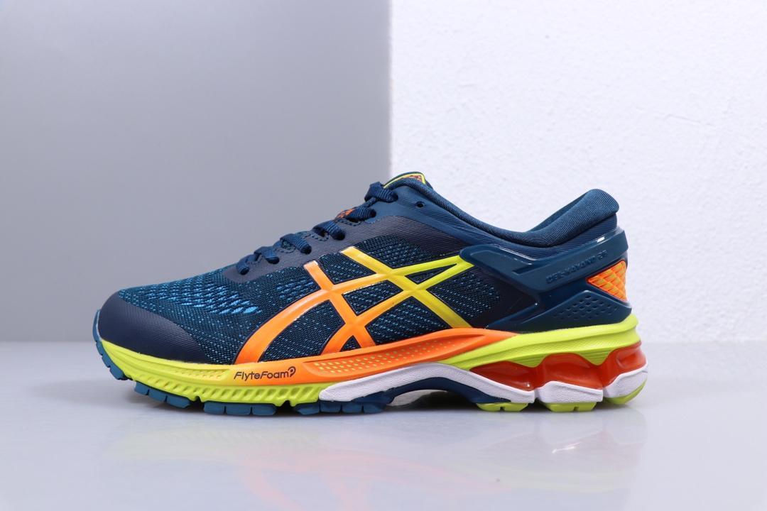 Hot Sale Original ASICS GEL-KAYANO 26 Running Shoes Men's Sports Shoes