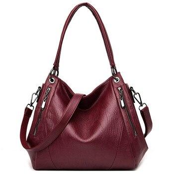 Сумки через плечо для женщин, мягкие кожаные роскошные сумки, женские сумки, дизайнерские женские сумки через плечо, сумки-мессенджеры, сумк...