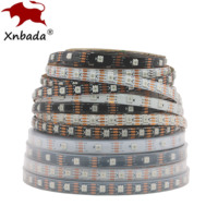 WS2815 (WS2812B WS2813 updated) RGB LED Pixels Strip Light Individually Addressable LED Dual-Signal 30/60/100/144 Leds/m