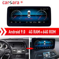 Mercedes E Klasse Coupe W207 C207 A207 E250 E350 Android 9.0 Navigation Tablet Touch Screen Multimedia-System