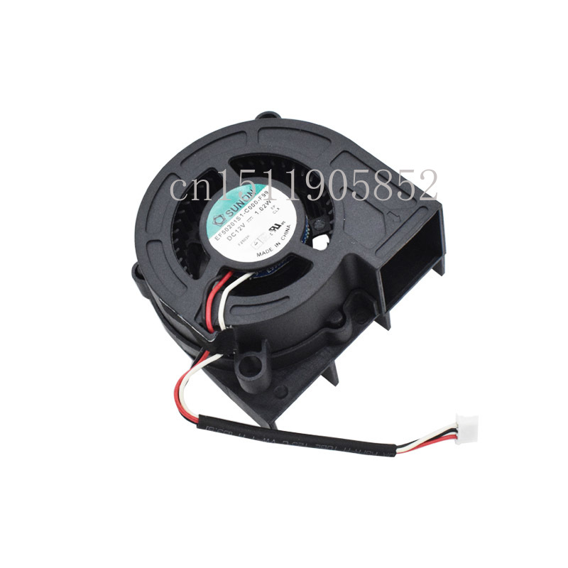 Original For DP2307 Projector Centrifugal Fan EF50201S1-C000-F99 12V 1.02W 3wires