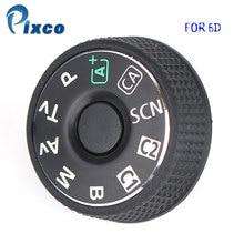 ADPLO SLR digitale camera reparatie vervangende onderdelen top cover keuzeknop voor Canon EOS 6D