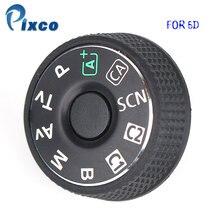 ADPLO aparat cyfrowy lustrzanka wymiana naprawa części górną pokrywę pokrętło trybu dla Canon EOS 6D