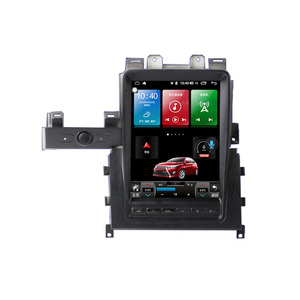 HD 9,7-дюймовый Android 8,1 Автомобильный мультимедийный GPS навигация Видео Аудио dvd-плеер с рамкой для Nissan GTR 2008 до 2015 Bluetooth