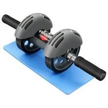 OTEKSPORT – roue abdominale de Fitness, rouleau Abs, rebond automatique, silencieux, deux roues abdominales, entraîneur de muscles, entraînement à domicile