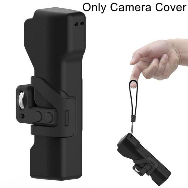 Carrying Handheld Opbergdoos Reizen Gimbal Accessoires Beschermhoes Anti Shock Harde Shell Met Lanyard Voor Dji Osmo Pocket