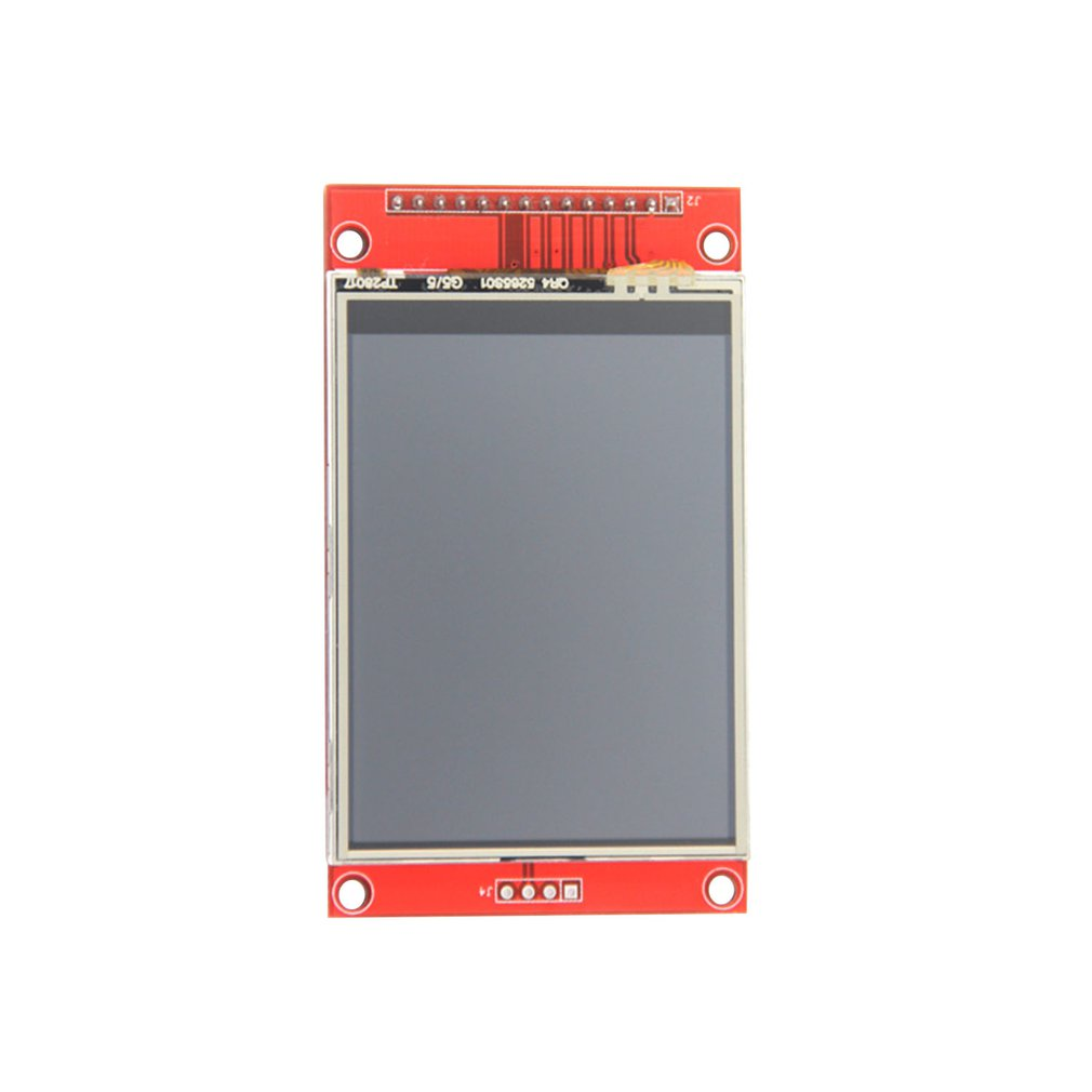 2.8inch TFT SPI Serial LCD Resolution 320*240 2.8inch LCD Display Module with Touch SD Card Slot 3.3V 5V Driver IC ILI9341|Display Screen| |  - title=