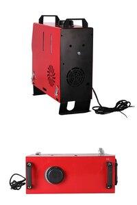 Image 5 - Lcd remoto + tanque de óleo webasto aquecedor de ar diesel para barco carro van rv camper como ebersacher webasto estacionamento ventilador aquecedor diesel