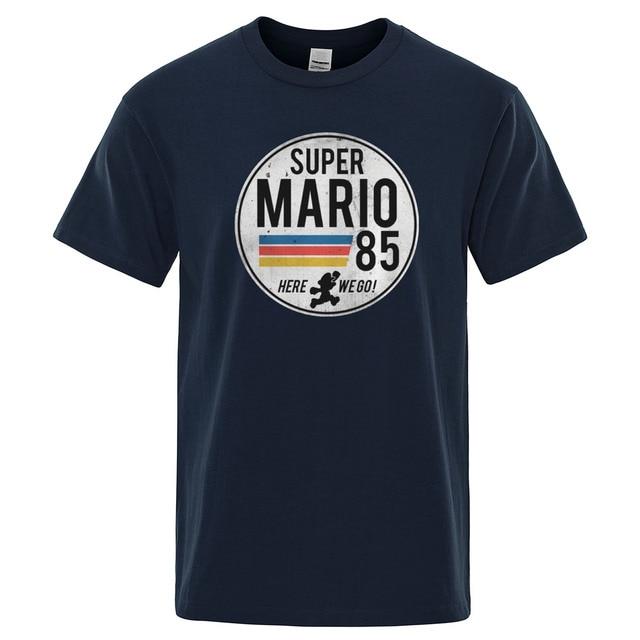 Super Maria Retro T-shirt 10
