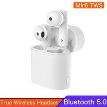 Écouteurs sans fil Bluetooth 5.0 TWS pour Xiaomi Air2 SE, oreillettes de Sport, casque hi-fi stéréo avec micro, Airdots pro 2 S, Mir6