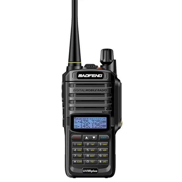 2021 Baofeng UV-9R plus Waterproof IP68  Walkie Talkie High Power CB Ham 30-50 KM Long Range  UV9R portable Two Way Radio 2