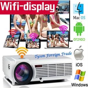 Image 2 - Poner Saund LED 96 wifi led projecteur de led 3D android wifi hd BT96 proyector 1080p HDMI vidéo Multi écran cinéma maison système